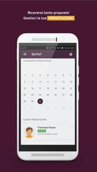 ByChef - Uno Chef a casa tua! screenshot 7