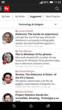 ByWriter apk screenshot