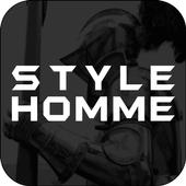 스타일옴므 - 자체제작 남성의류 쇼핑몰 icon