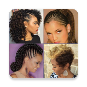 Hairstyles For African Women icon