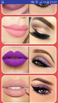 MakeUp Gallery screenshot 2
