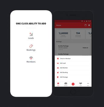 BYG Pulse: Gym & Studio CRM apk screenshot