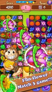 Blossom Crush Match 3 gönderen