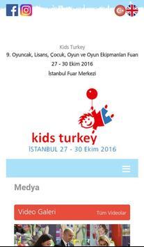 Kids Turkey screenshot 1