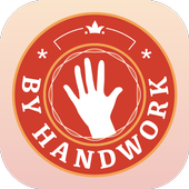 By Handwork icon