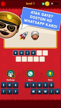Bollywood Emoji Quiz screenshot 1