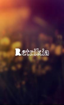 Retrikia - AddText poster