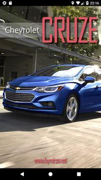 Chevrolet Cruze poster