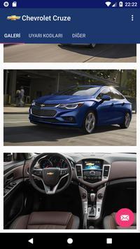 Chevrolet Cruze screenshot 3