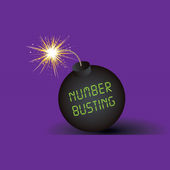 Number Busting icon