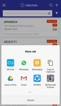 Jobchain screenshot 5