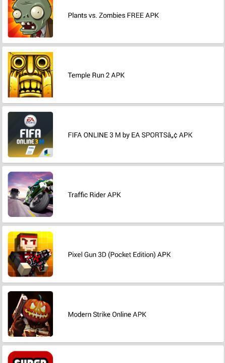 Game Apk Store