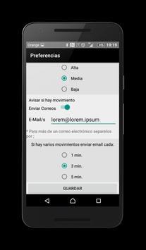 Movi Sensor apk screenshot