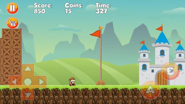 Super Max Adventure World apk screenshot