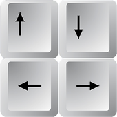 Up, Down, Left, Right icon