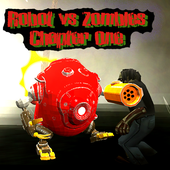 Robot vs Zombies Chapter One icon