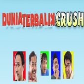 Dunia Terbalik Crush Games 2017 icon