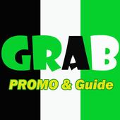 Grab Promo & Info icon