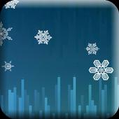 Snowflake Live Wallpaper Demo icon