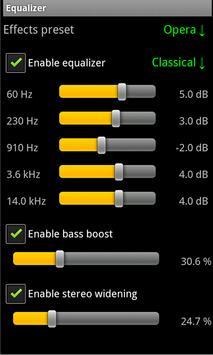 AudioPlayer screenshot 1