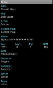 AudioPlayer screenshot 2