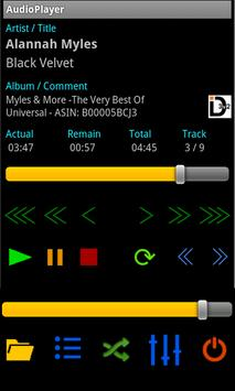 AudioPlayer screenshot 9