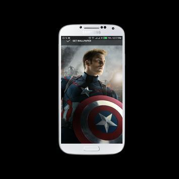 Superheroes HD Wallpapers apk screenshot