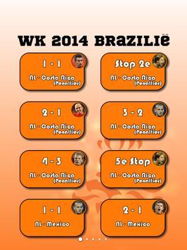 Oranje WK Commentaar screenshot 5