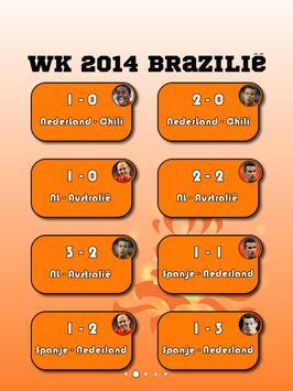 Oranje WK Commentaar screenshot 6