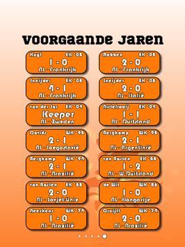 Oranje WK Commentaar screenshot 9