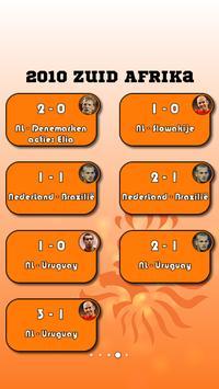 Oranje WK Commentaar screenshot 3
