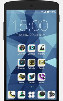 Quadro Blow - Solo Theme screenshot 1