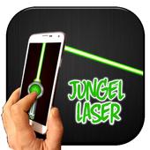 Laser Jungel Simulited icon