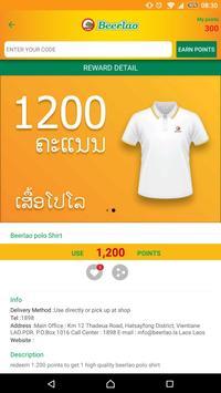 Beerlao Rewards apk screenshot