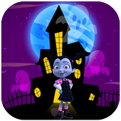 subway vampirina run icon