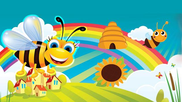 Jumping Bee Adventure poster