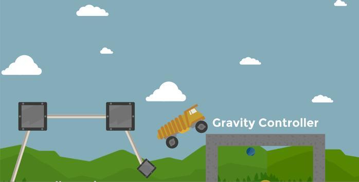 Dump Truck - Ragdoll Speed apk screenshot