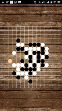 Five in a row – Gomoku poster