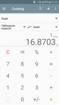 Unit Converter Calculator Plus apk screenshot