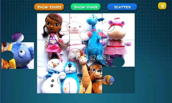 Super Doc Toy Jigsaw Puzzle screenshot 3