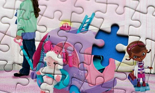 Super Doc Toy Jigsaw Puzzle screenshot 4