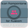Icon Kompanions for KLWP/KWGT biểu tượng