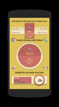 Icon Kompanions for KLWP/KWGT apk screenshot