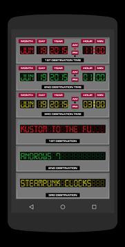 Kustom to the Future for KLWP apk screenshot