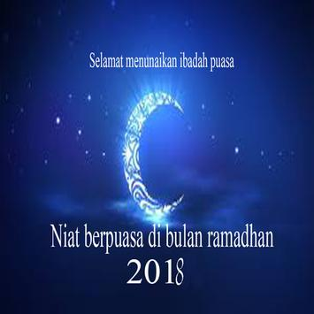 read intention fasting ramadhan poster