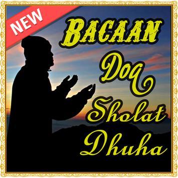 Bacaan Doa Sholat Dhuha Lengkap poster
