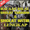 Bacaan Bilal Sholat Tarawih dan Sholat Witir