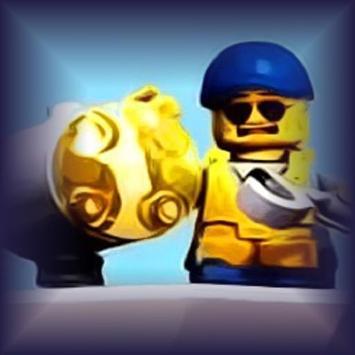 Latest Cheat LEGO City My City 2 poster