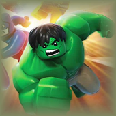 Latest Cheat LEGO Super Heroes icon