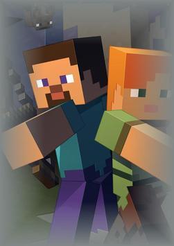 Latest Cheat Minecraft poster